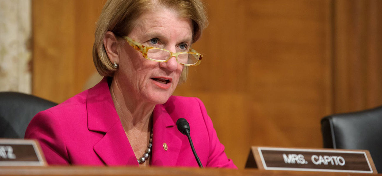 Image result for PHOTOS OF sen shelley moore capito